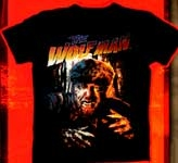 WOLF MAN (Autumn Orange) - T-Shirt