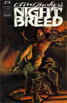 NIGHT BREED (Epic Comics) #2 - Comic Book