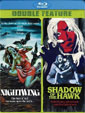 NIGHTWING/SHADOW OF THE HAWK (Double Feature) - Blu-Ray