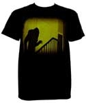 NOSFERATU (Vampire Creeps On Stairs) - Tee Shirt