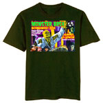 MONSTER BASH OCTOBERFEST 2014 - T-Shirt