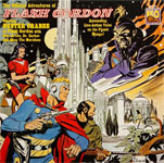 OFFICIAL ADVENTURES OF FLASH GORDON (Buster Crabbe) - Album