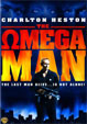 OMEGA MAN, THE (1971) - DVD