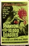 PHANTOM FROM 10,000 LEAGUES - 14 X 20 Window Card Reproduction