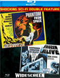 PHANTOM FROM SPACE (1953)/FROZEN ALIVE (1964) - Blu-Ray