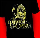 PHANTOM OF THE OPERA GLOW - T-Shirt