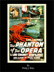 PHANTOM OF THE OPERA (1925) - Magic Image Hardback Book