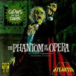 PHANTOM OF THE OPERA (Square Box) - Model Kit