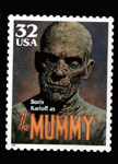 POSTCARD: USPS 1997 - THE MUMMY (4x6 inches) - Collectible