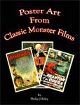 POSTER ART FROM CLASSIC MONSTER FILMS - Magic Image Filmbook