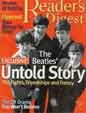 READER'S DIGEST (Beatles' Untold Story) - Used Magazine