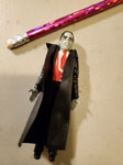 REMCO PHANTOM OF THE OPERA (1979 with cape) - Action Figure