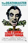 RETURN OF COUNT YORGA (1971) - 11X17 Poster Reproduction