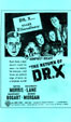 RETURN OF DR. X (1939) - Used VHS