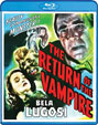 RETURN OF THE VAMPIRE (1943) - Used Blu-Ray