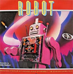ROBOT CALENDAR 1985 (Unused) - Collectible