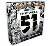 ROSWELL 51 - Board Game