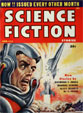 SCIENCE FICTION STORIES (January 1955) - Digest Magazine