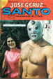 SANTO (THE SILVER MASKED WRESTLER) #27 - Photo Comic Magazine