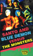 SANTO AND BLUE DEMON VS. THE MONSTERS (1970) - Used VHS