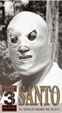 SANTO - THE MASKED WRESTLER: TRIPLE FEATURE - Used VHS Set