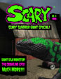 SCARY (Giant-Size) #4 - Magazine Book