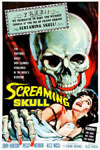 SCREAMING SKULL (1958) - 11X17 Poster Reproduction