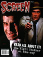 SCREEM #35 (Night Stalker Cover ) - Magazine