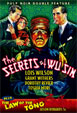SECRETS OF WU SIN (1932)/LAW  OF THE TONG (1931) - DVD