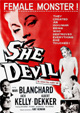 SHE DEVIL (1957) - DVD