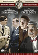 SHERLOCK HOLMES DOUBLE FEATURE: In Washington/Faces Death - DVD