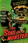 SOUL OF A MONSTER (1944) - 11X17 Poster Reproduction