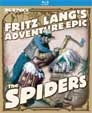 SPIDERS, THE (1919) - Blu-Ray