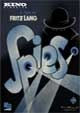 SPIES (1928/Fritz Lang) - DVD