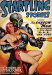 STARTLING STORIES (Vol. 20 No. 3) January 1950 - Pulp Magazine