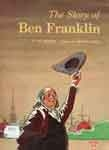 STORY OF BEN FRANKLIN (Classic Scholastic) - Used Paperback Book