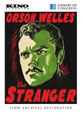 STRANGER, THE (1946/Kino) - DVD