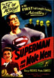 SUPERMAN AND THE MOLE MEN (1951) - DVD