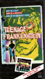 TEENAGE FRANKENSTEIN (1958) - New VHS