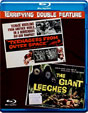 TEENAGERS FROM OUTER SPACE/THE GIANT LEECHES (Dbl.) - Blu-Ray