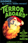 TERROR ABOARD (1933)  - 11X17 Poster Reproduction