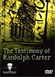 TESTIMONY OF RANDOLPH CARTER (1987/H.P. Lovecraft) - DVD