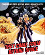 THEY CAME FROM BEYOND SPACE (1967) - Blu-Ray