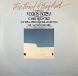 THIEF OF BAGDAD: The Royal Philharmonic Orchestra - Record Album