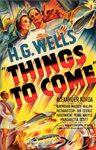 THINGS TO COME (1936) - 11X17 Poster Reproduction