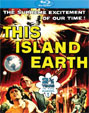 THIS ISLAND EARTH (1955) - Blu-Ray
