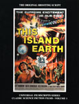 THIS ISLAND EARTH (1955) - Magic Image Filmbook