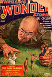 THRILLING WONDER STORIES (June 1940) - Pulp Magazine