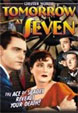 TOMORROW AT SEVEN (1933) - DVD