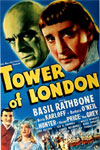 TOWER OF LONDON (1939) - 11X17 Poster Reproduction